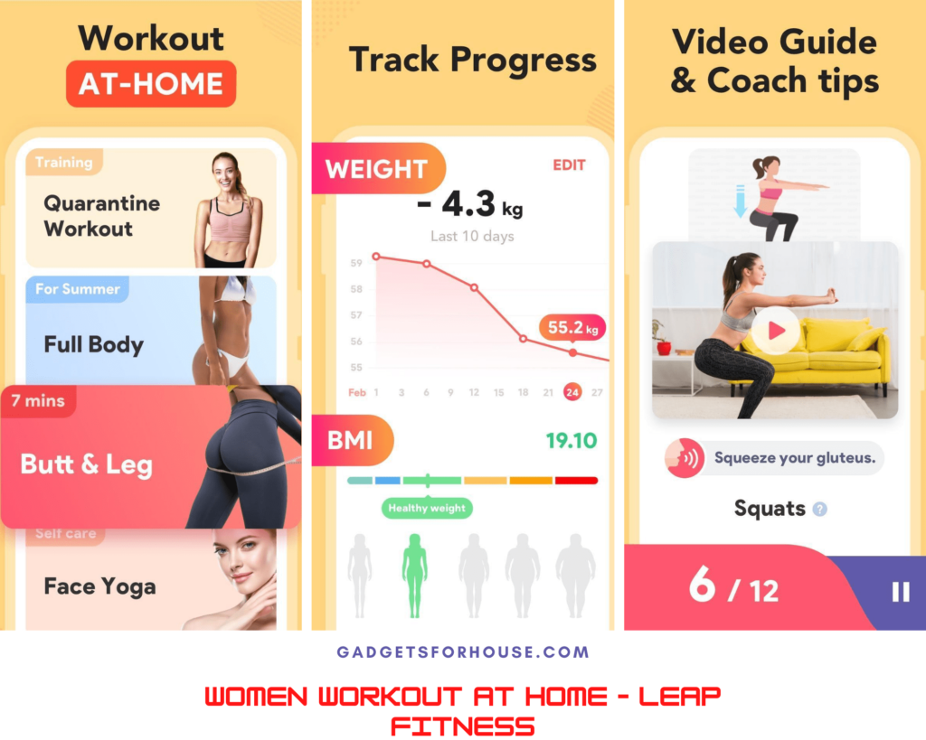 best home workout apps